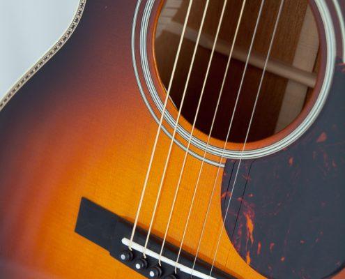 Gitarre © Volker Lesch
