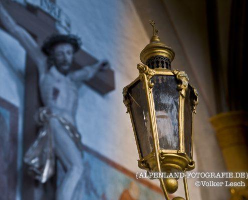 Dreifaltigkeitskirche Neubeuern © Volker Lesch