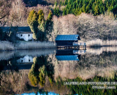Höglwörther See © Volker Lesch