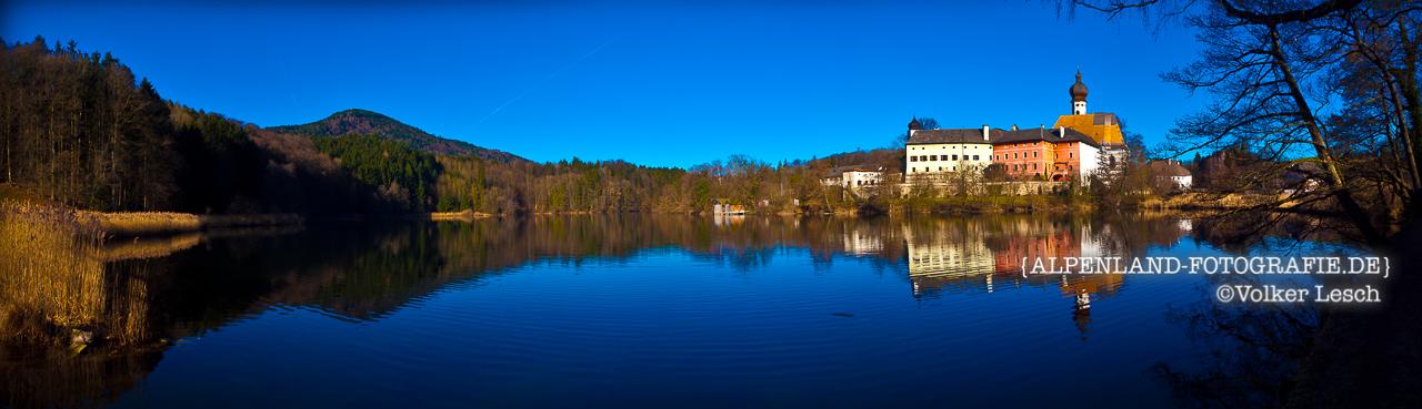 Kloster Höglwörth Panorama © Volker Lesch