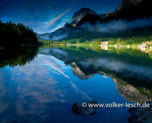 Hintersee Ramsau © Volker Lesch