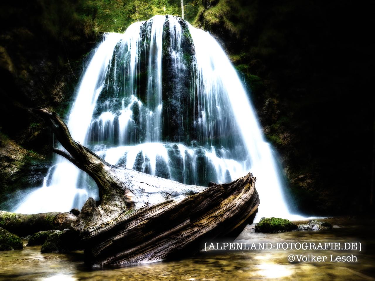 Josefsthaler Wasserfall am Schliersee