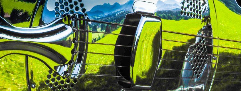 Wendelstein Resophonic Reflections