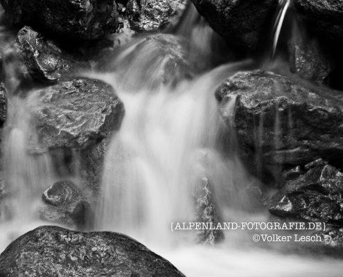 Wolfsschlucht Inntal Wasserfälle