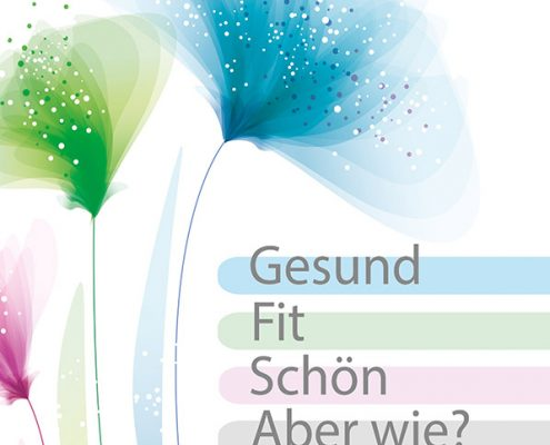 Fit-Gesund-Schön Postkarte