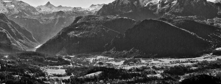 Watzmann, Steinernes Meer, Berchtesgaden, Königssee