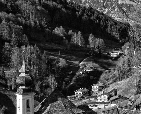 Wallfahrtskirche Maria Gern, Berchtesgaden, Untersberg
