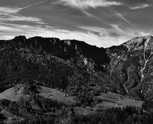 Lattengebirge, Untersberg