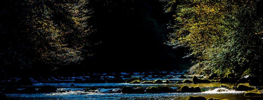 Mangfalltal und Mangfallknie im Herbst