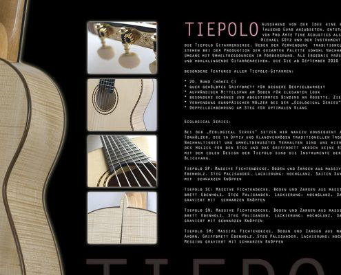 Tiepolo-Gitarren Folder