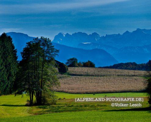 Magnetsrieder Hardt Weilheim, Karwendel