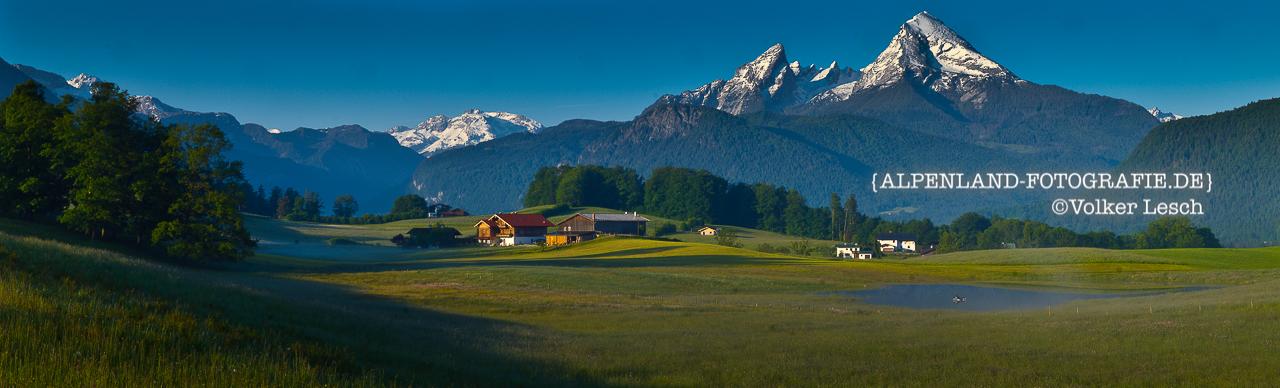 Watzmann, Berchtesgadener Alpen