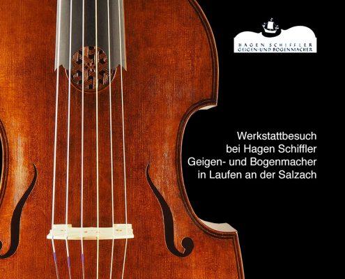 Geigenbau Bogenbau Hagen Schiffler