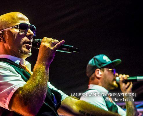 Kreuzwort - Reggae, Rap und Dancehall vom Chiemsee