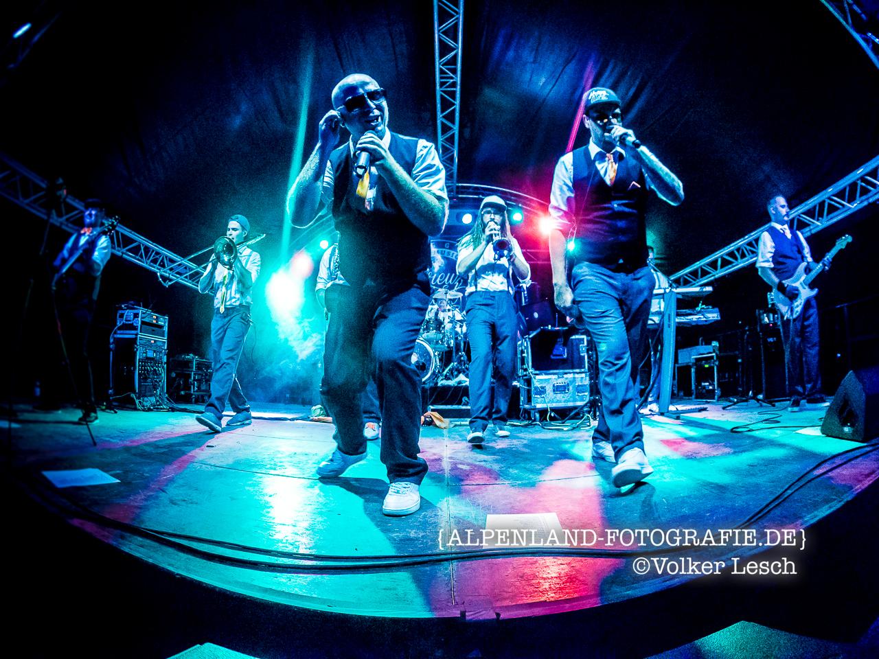 Kreuzwort - Reggae, Rap und Dancehall