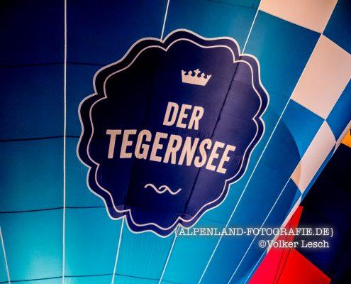 Montgolfiade am Tegernsee