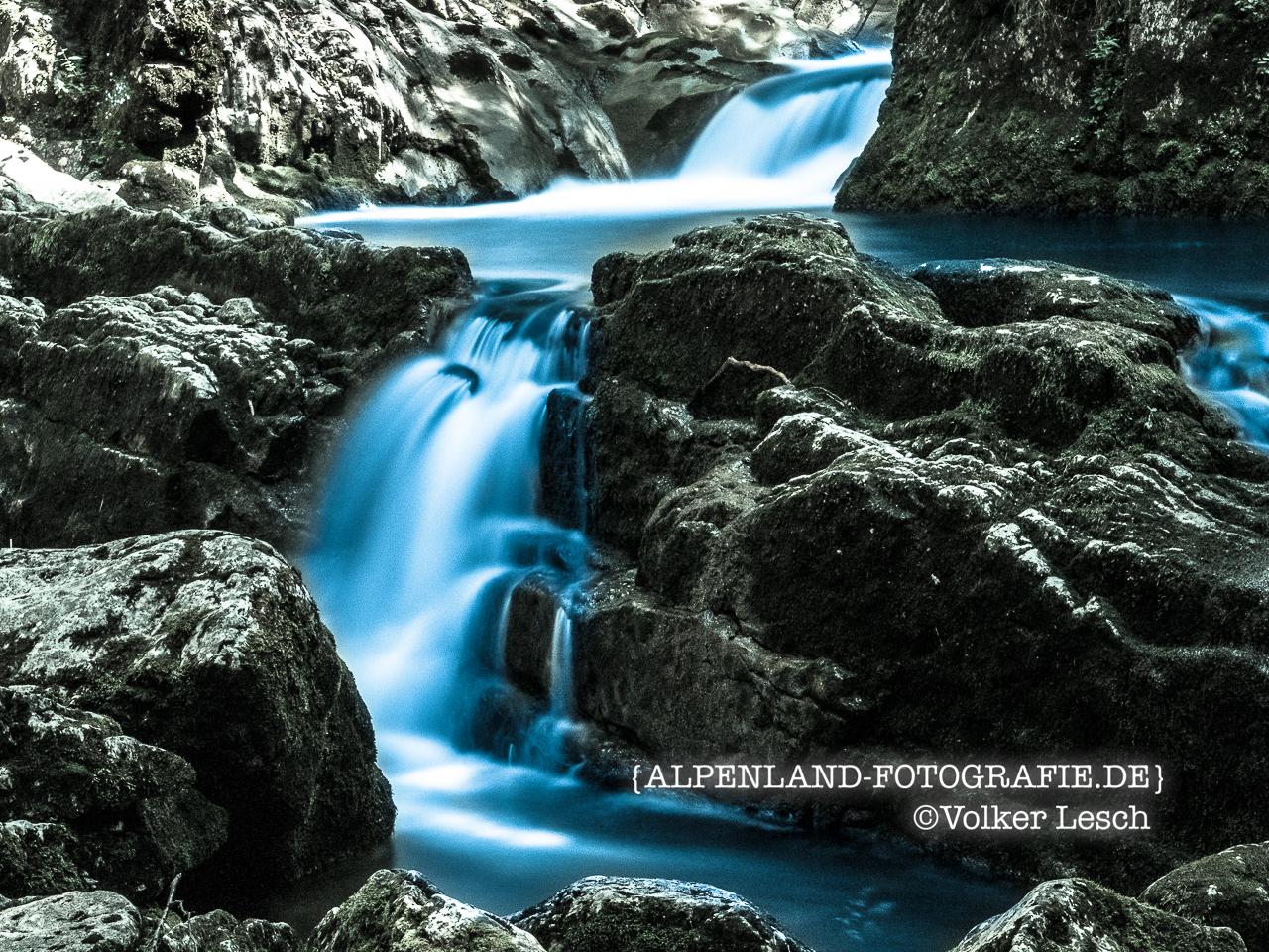 Enterrottach Wasserfall Tegernsee