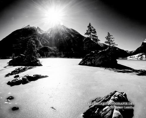 Hintersee Hochkalter © Volker Lesch - Alpenland Fotografie