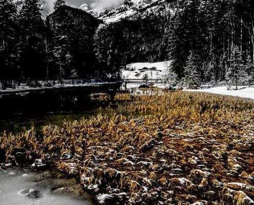 Hintersee Ramsau © Volker Lesch - Alpenland Fotografie