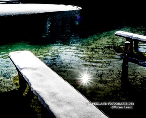 Hintersee Berchtesgaden © Volker Lesch - Alpenland Fotografie