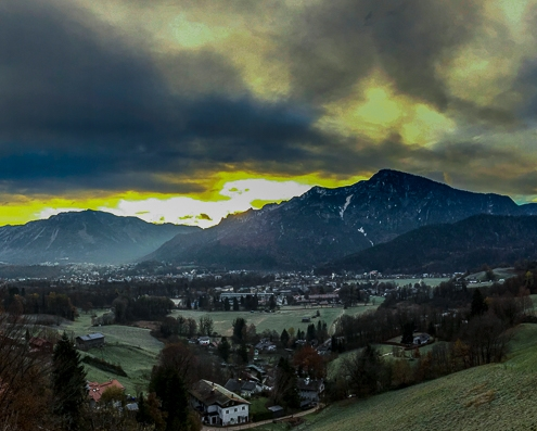 Bad Reichenhall Daily November 17