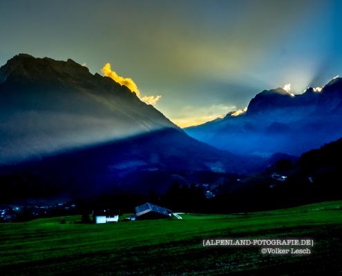 Berchtesgadener Land - Reiteralpe und Hochkalter
