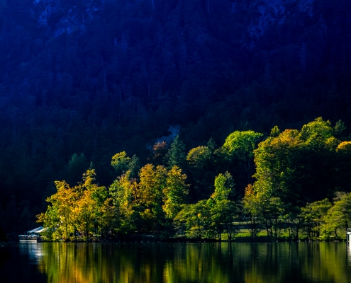 Berchtesgadener Land - Thumsee