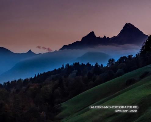 Berchtesgadener Land - Watzmann