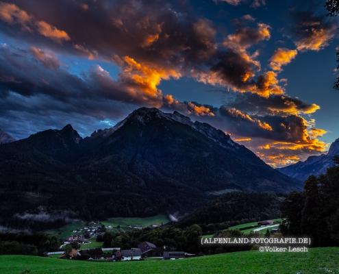 Soleleitungsweg Ramsau Berchtesgaden