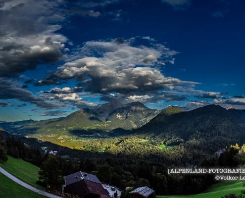 Der Hohe Göll - Berchtesgaden