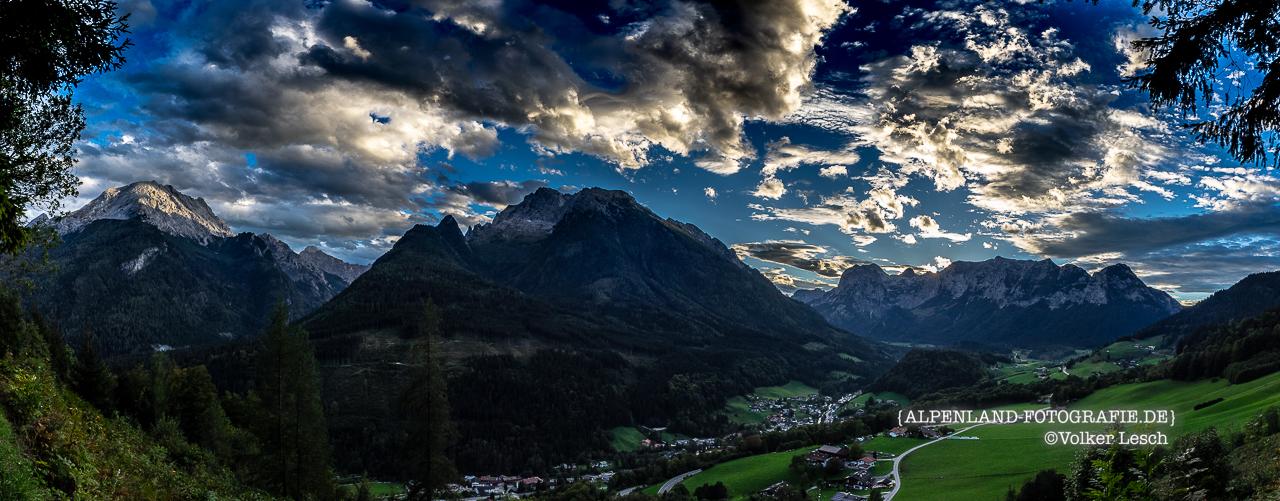 Salinenweg Ramsau Berchtesgaden