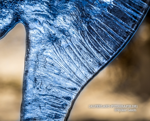 Schwarzbachloch Eishöhle © Volker Lesch - Alpenland Fotografie