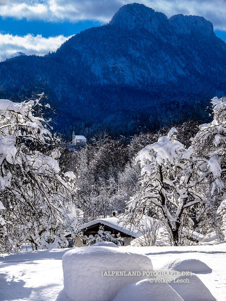 Sankt Pankratz Karlstein © Volker Lesch - Alpenland Fotografie