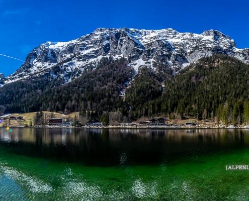 Reiteralpe am Hintersee bei Ramsau © Volker Lesch - Alpenland Fotografie