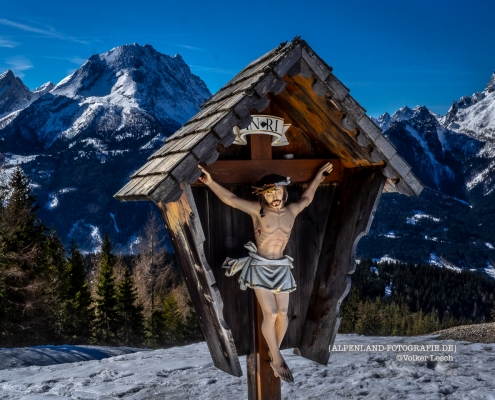 Hochschwarzeck © Volker Lesch - Alpenland Fotografie