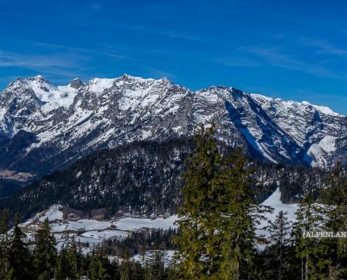 Reiteralpe und Hintersee © Volker Lesch - Alpenland Fotografie
