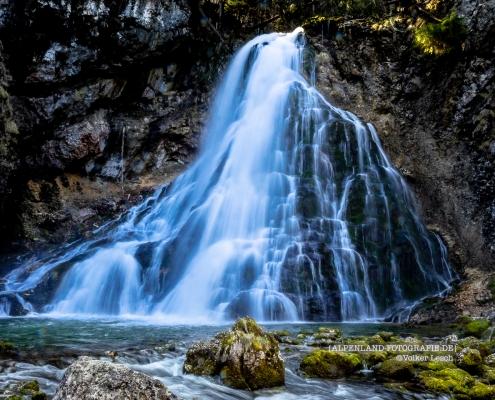 Wasserfall Golling im Salzburger Land