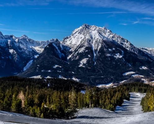 Watzmann - Hochkalter - Reiteralpe © Volker Lesch - Alpenland Fotografie