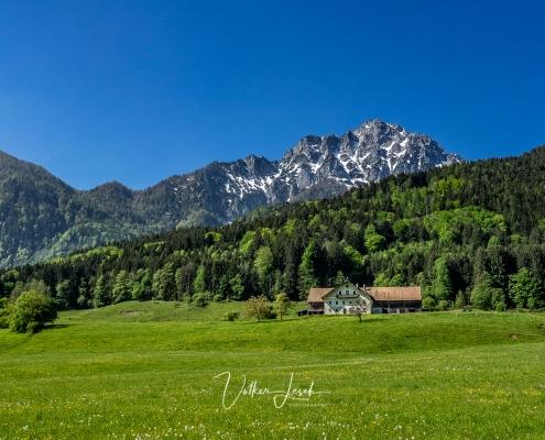 Aufham im Berchtesgadener Land