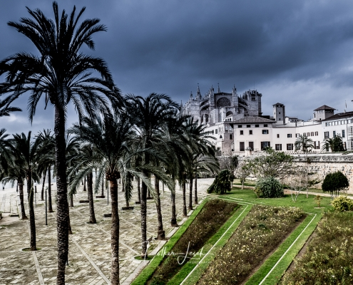 Mallorca Katherdrale Palma