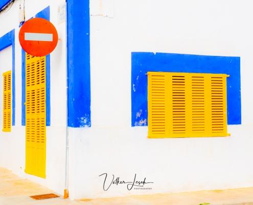 Mallorca - Porto Colom Häuser