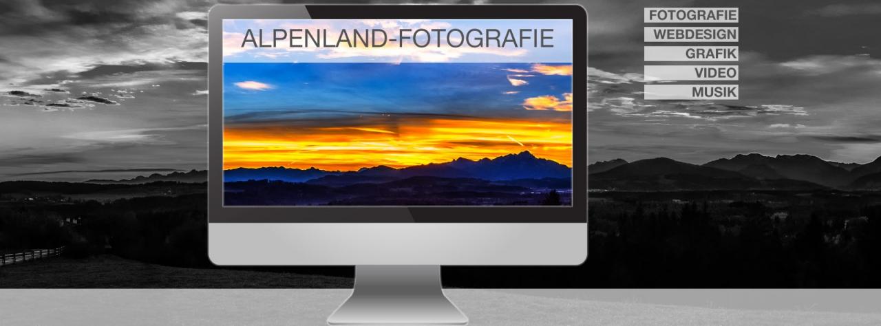Fotografie - Alpenland Fotografie