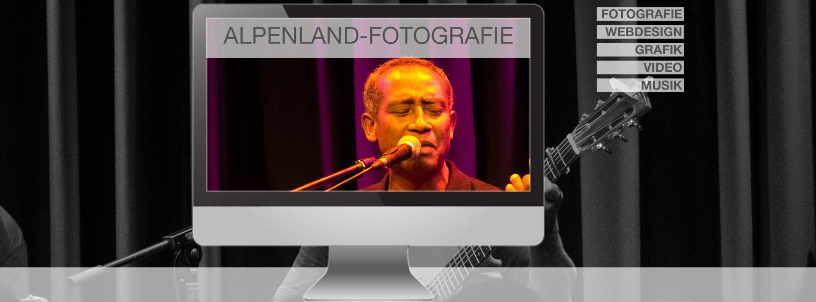 Konzertfotografie - Alpenland Fotografie