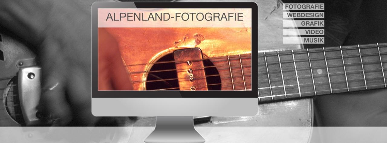 Komposition - Alpenland Fotografie