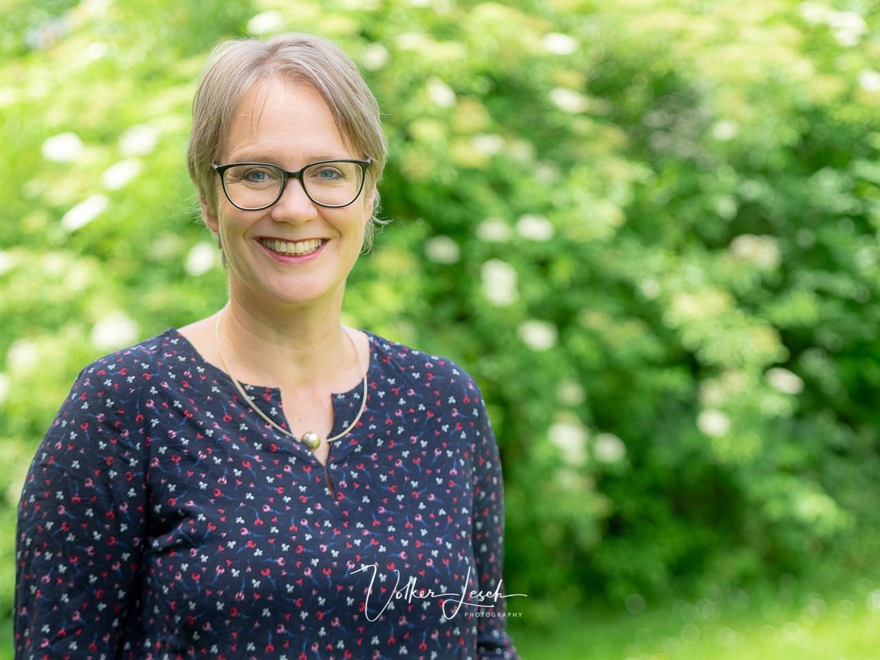 Martina Thalmayr - Bürgermeisterkandidatin Bad Aibling