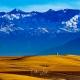 Marokko Agafay Wüste und Hoher Atlas