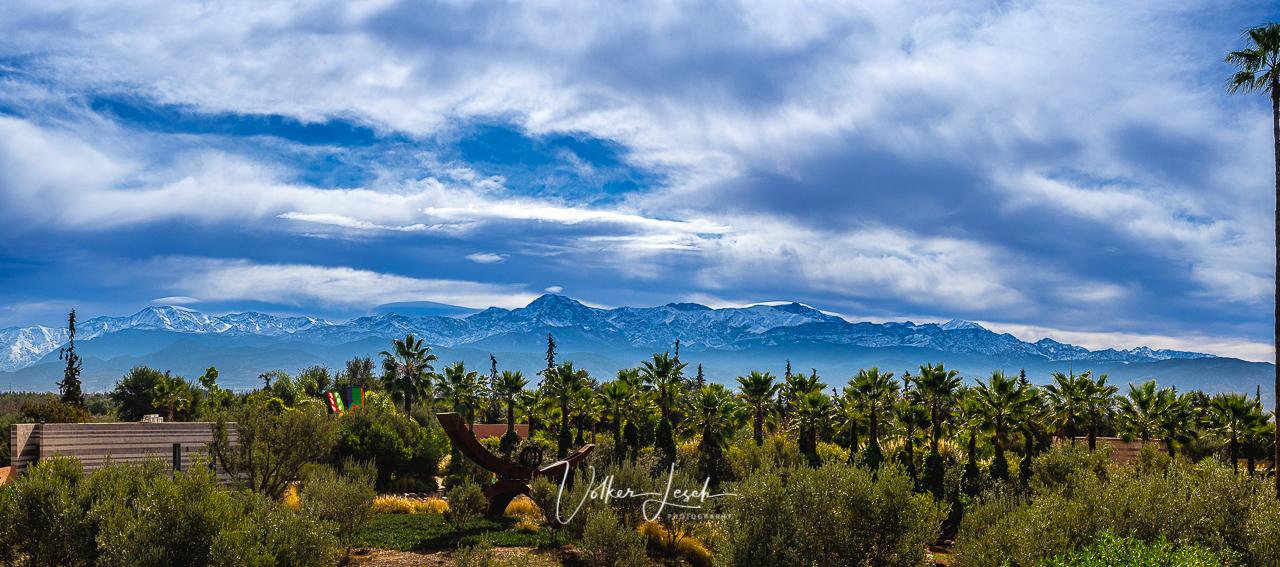 Marokko - Anima Garden André Heller