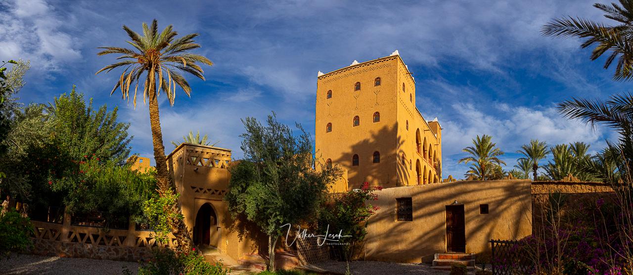 Marokko Agdz - Riad Tabhirte
