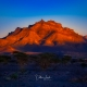 Marokko Kissane Bergmassiv im Draa-Tal
