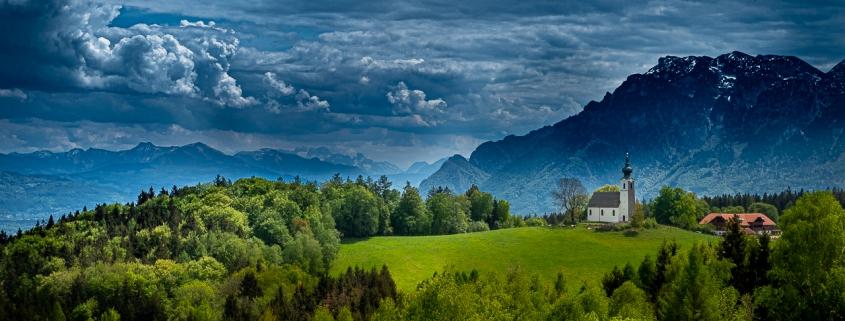 Am Högl im Berchtesgadener Land